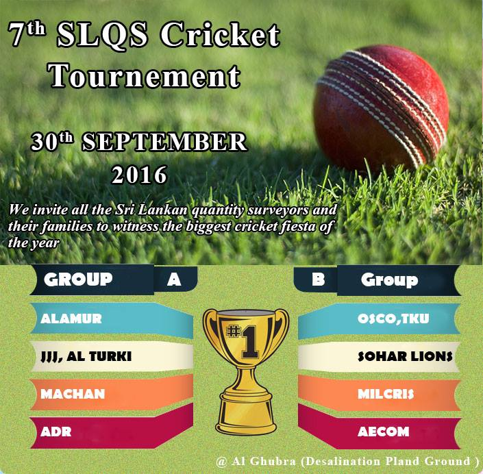 Cricket Match SLQS