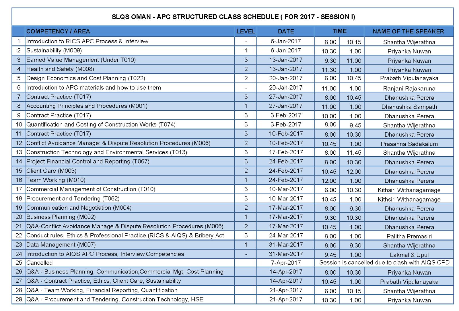 apc-class-schedule-2017
